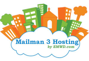 Mailman 3 Hosting by EMWD